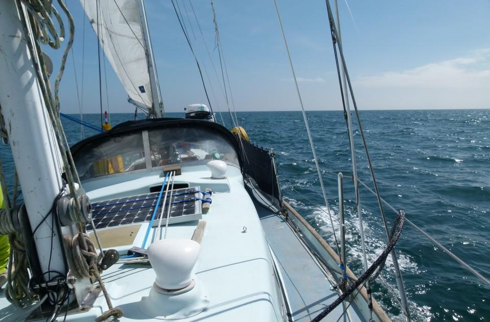 Sail Royal Marine – UK Circumnavigation